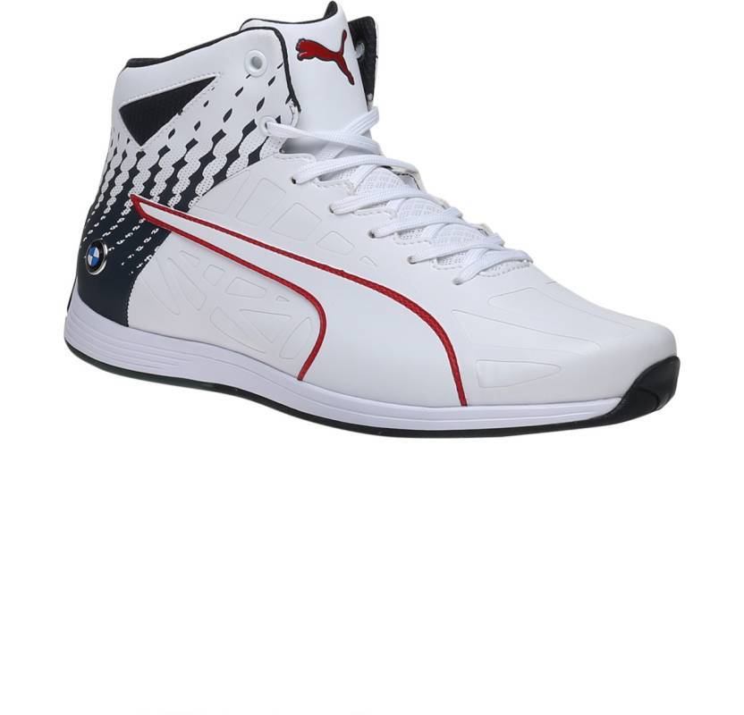 Puma BMW MS evoSpeed Mid Casuals For Men - Buy Puma BMW MS evoSpeed ... 293ae36337