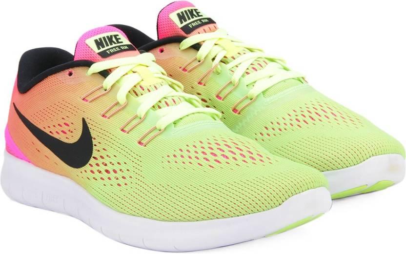 big sale efe26 0ce49 Nike FREE RN OC Running Shoes For Men (Multicolor)