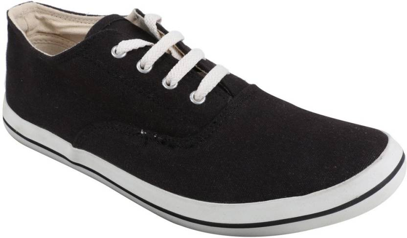 2bbe0ea43e Converse Trendy 111103CT Series Canvas Shoes For Men - Buy Black ...