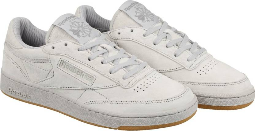 a5618127196 REEBOK CLUB C 85 TG Sneakers For Men - Buy STEEL CARBON-GUM Color ...