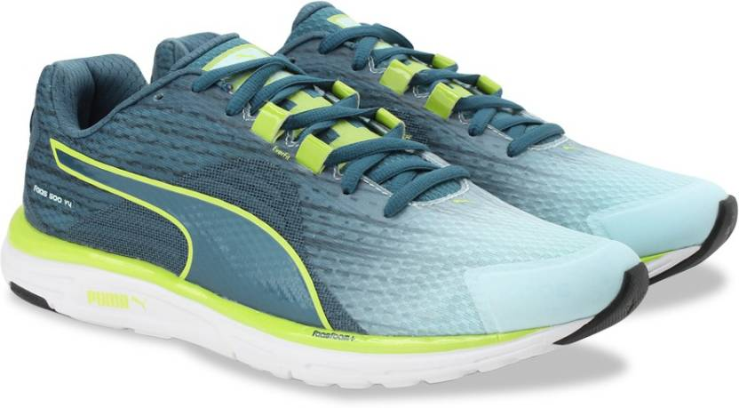 Puma Faas 500 v4 Wn Running Shoes For Women - Buy clearwater-coral ... 2464d6a83f