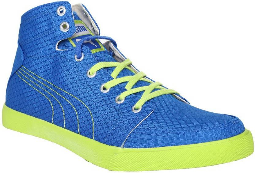 d315f8971028 Puma Drongos DP Casuals For Men - Buy princess blue-lime punch-puma ...