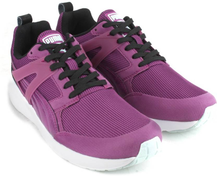 Puma Aril Basic Sports Wns Sports Shoes For Women - Buy Grape Juice ... d96175a91