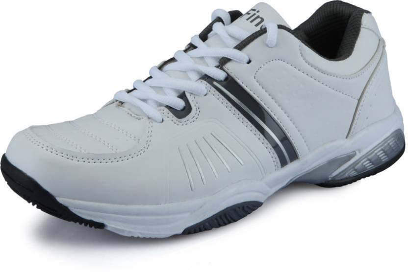 A-Fine A-1 Running Shoes For Men - Buy White Color A-Fine A-1