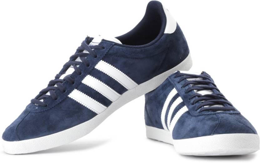 ADIDAS Gazelle Og Sneakers For Men - Buy Blue Color ADIDAS Gazelle ... 63a758f40