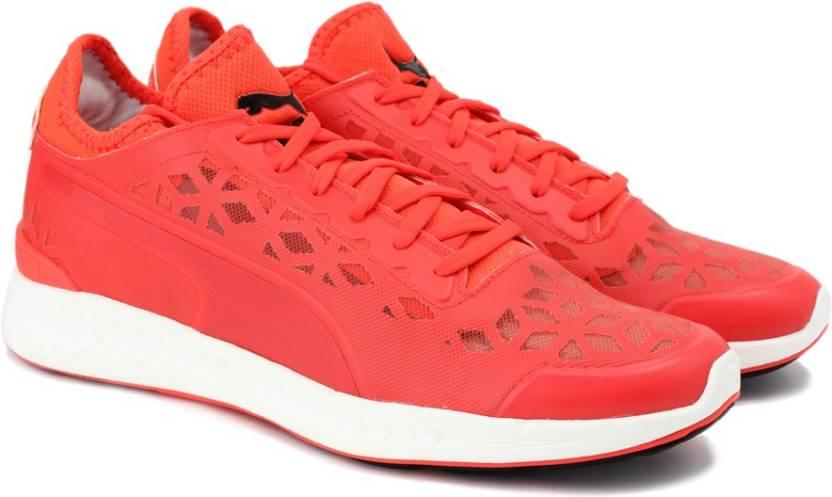 d1e6203d Puma Ignite Sock Tesseract Sneakers For Men - Buy Red Blast Color ...