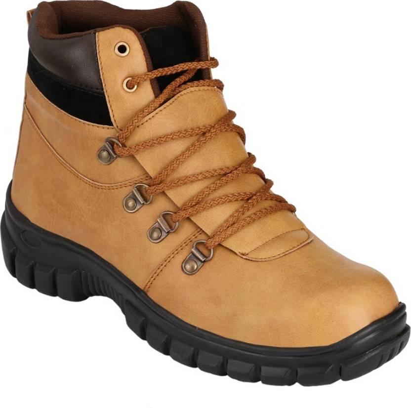 45b4b3e9942 Udenchi UD680 Steel Toe Safety Boots For Men