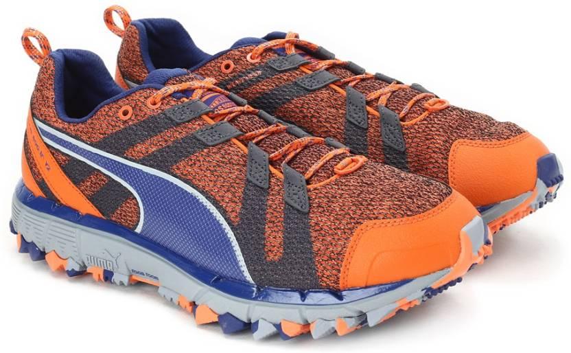 Puma Faas 500 TR v2 Men Running Shoes For Men - Buy Orange ... 3860559e5