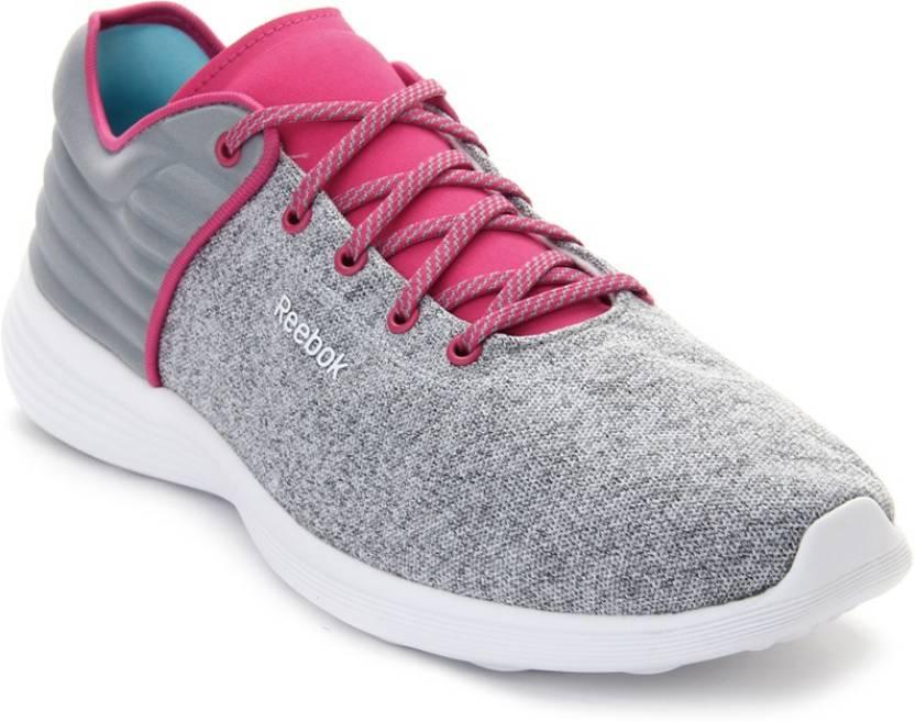 d8e748e78f97 REEBOK Skyscape Fuse Walking Shoes For Women - Buy Gravel