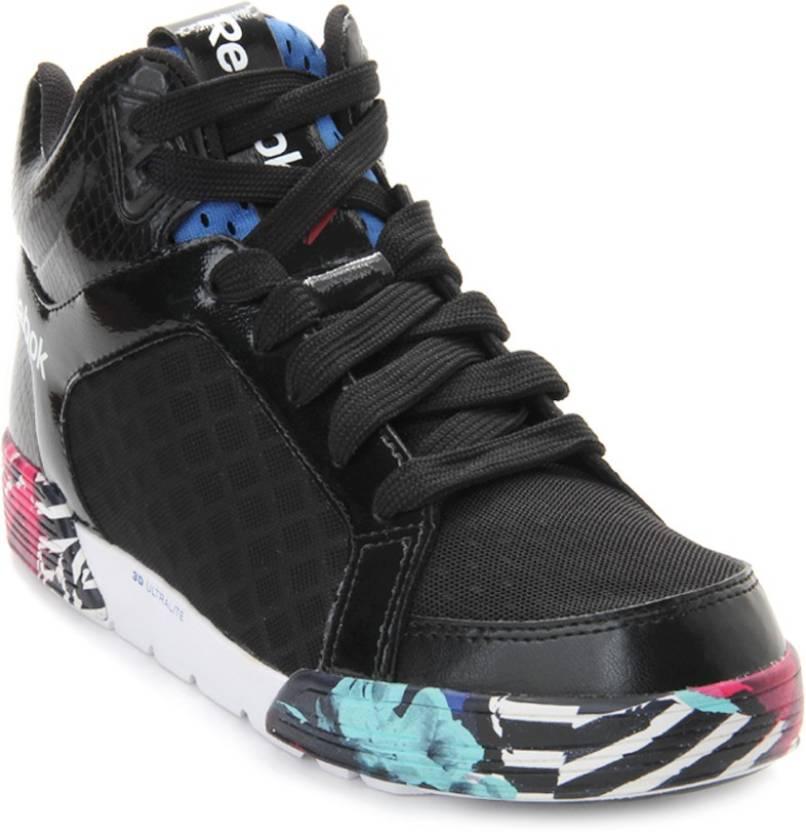be7e7881715 REEBOK Dance Urtempo Mid 2.0 Dance Shoes For Women - Buy Black ...