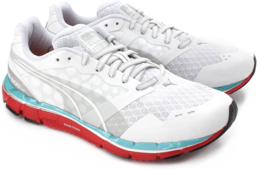 Puma Faas 500 v2 Running Shoes For Women - Buy White f54be10db