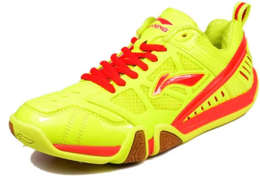 Li Ning Saga Evolution Badminton Shoes For Men