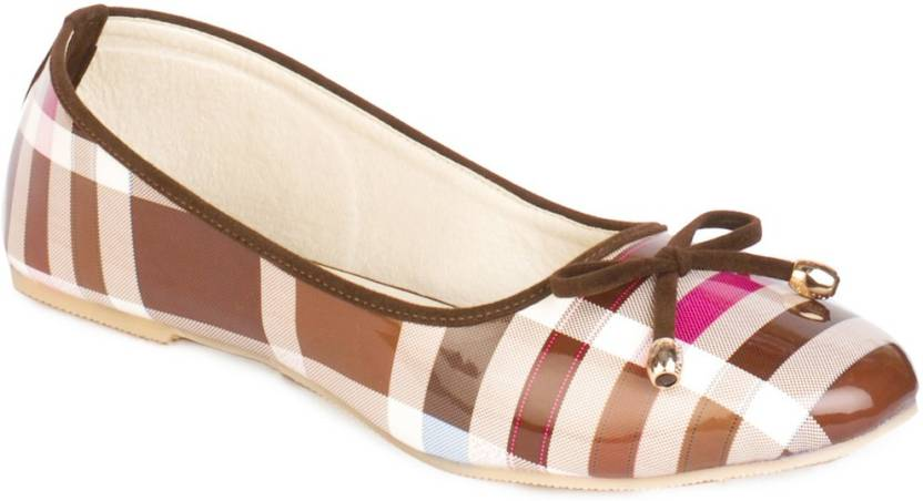 83b172fdc5f Sindhi Footwear Comfortable Bellies For Women - Buy Brown Color ...