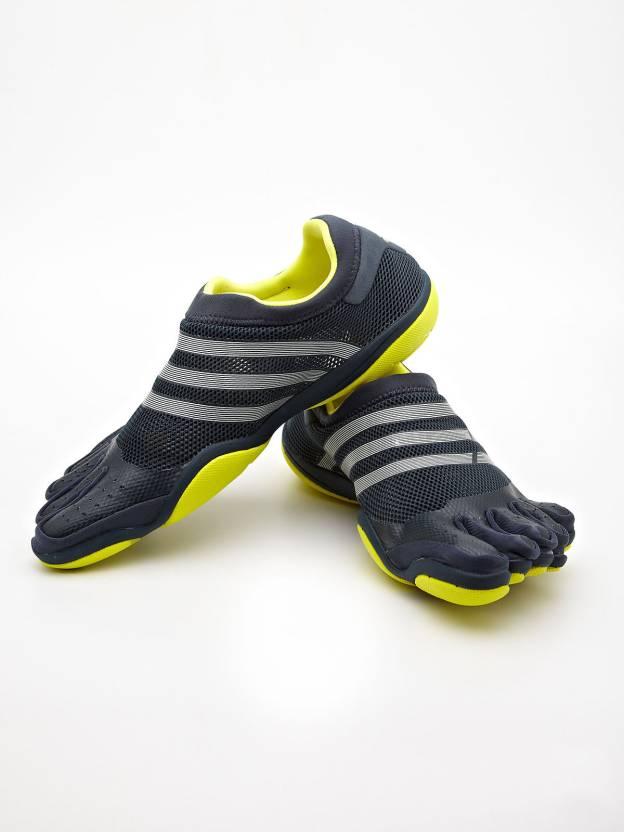 adidas adipure trainer scarpe da corsa per gli uomini comprano il colore grigio adidas