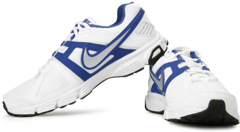 Nike Downshifter 5 Msl Running Shoes For Men - Buy White 8699c402d1