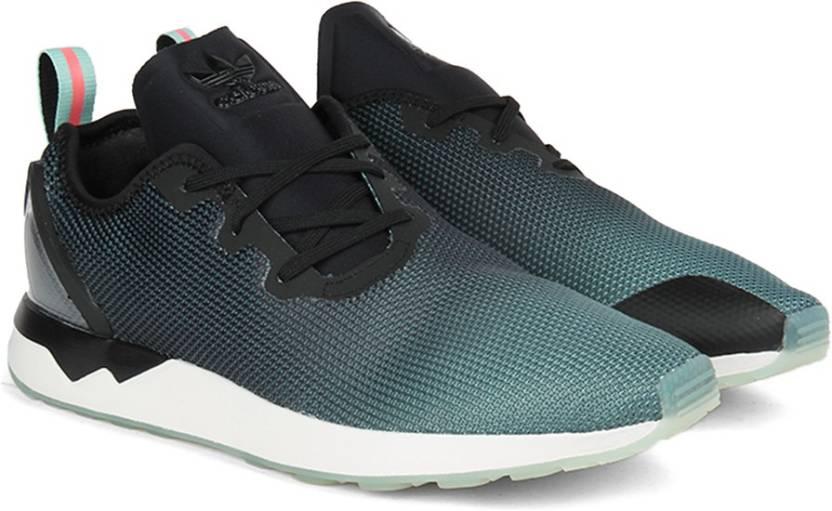 0754ca0de ADIDAS ZX FLUX ADV ASYM Men Sneakers For Men (Black
