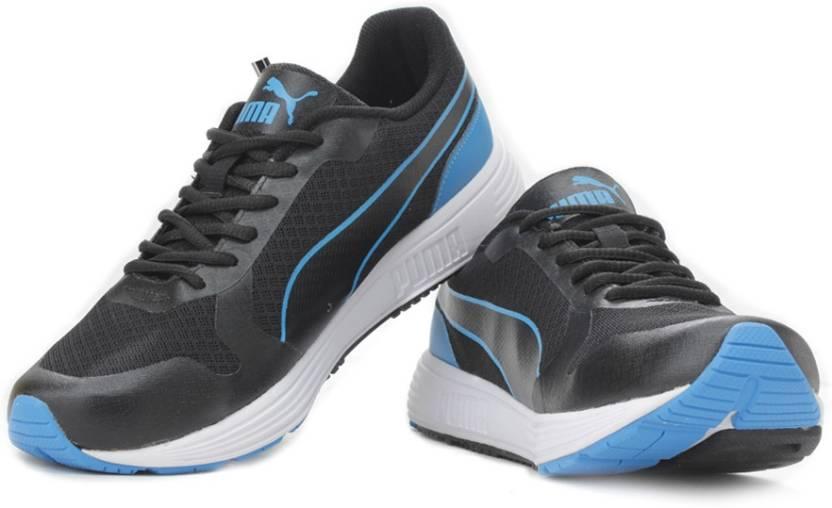 4a98f5106b36f8 Puma Future Runner DP Running Shoes For Men - Buy black-cloisonne ...
