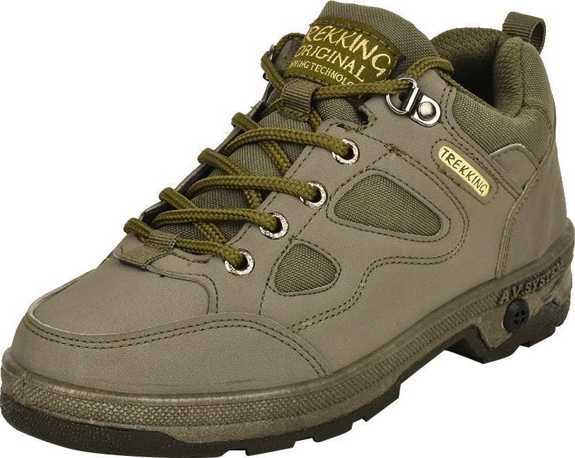 80cc2eb2436b Campus TREKKING Hiking   Trekking Shoes For Women - Buy Khaki Color ...
