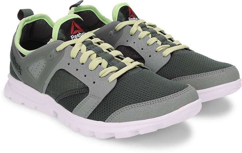 REEBOK AMAZE RUN Running Shoes For Men - Buy ASH GRY FLAT GRY LIME ... 27d136f39
