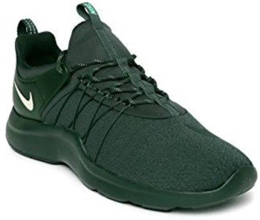 pretty nice 28b9e 6e401 Nike Darwin Canvas Shoes For Men (Green)