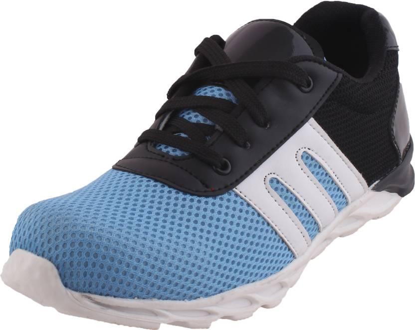 afabbf929ea62e Fucasso Running Shoes For Men - Buy Blue Color Fucasso Running Shoes ...