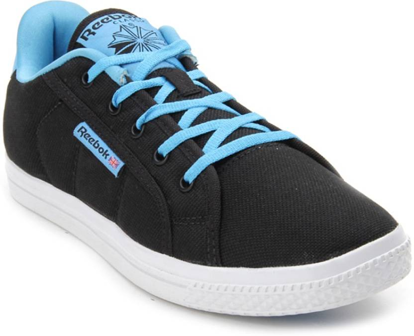 7f1707044e1256 REEBOK On Court Iv Lp Canvas Shoes For Women - Buy Black