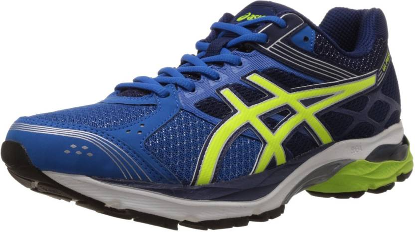 f988c7fd2928 Asics GEL-PULSE 7 Running Shoes For Men - Buy ELCTRCBLUE FLH YLW ...