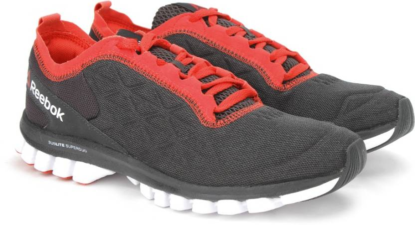 5aa03b5c0a4 REEBOK SUBLITE SUPER DUO 3.0 Running Shoes For Men - Buy COAL RED ...