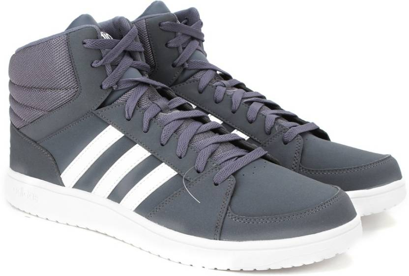 ADIDAS NEO VS HOOPS MID Mid Ankle Sneakers For Men