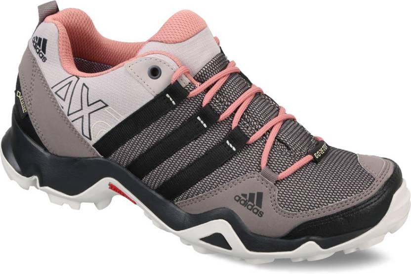 d5fe15af113e15 ADIDAS AX2 GTX W Outdoor Shoes For Women - Buy VAPGRE CBLACK RAWPIN ...