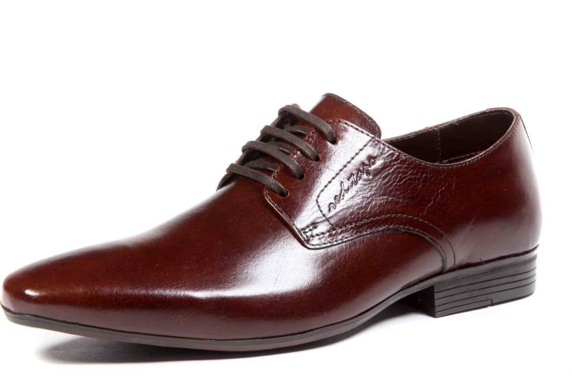 Red Tape RTS8302 Derby For Men - Buy Brown Color Red Tape RTS8302 ... caea78534ea3