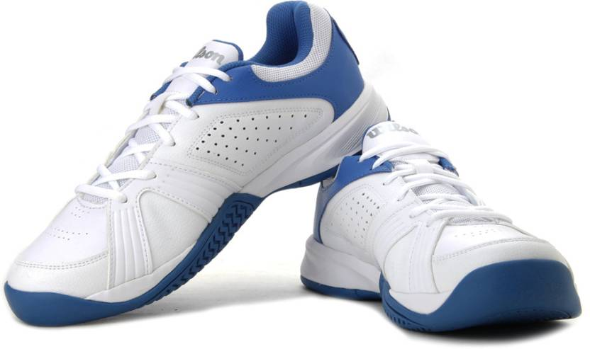 Wilson Rush Swing Tennis Shoes For Men - Buy White 11dc5b62c0f