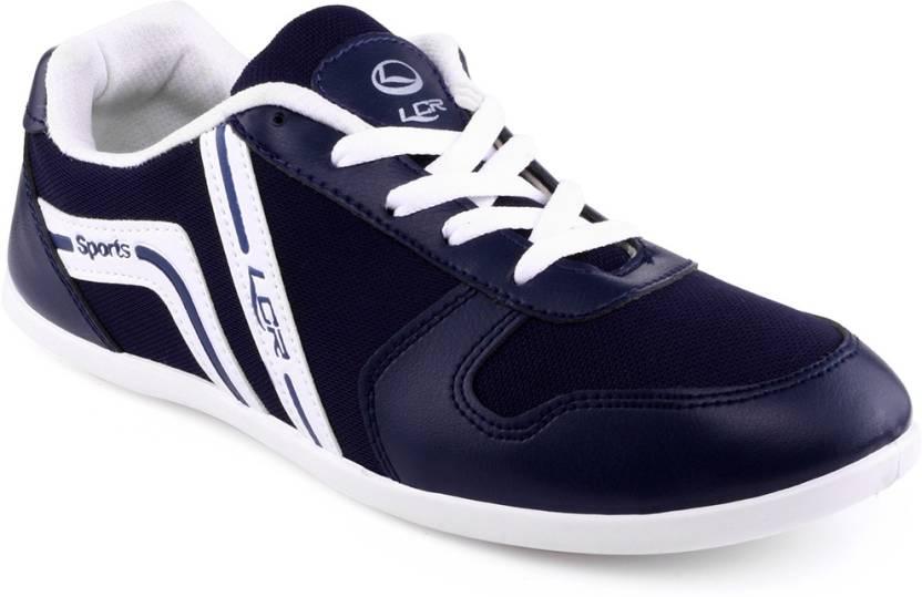 f95768ee05 Lancer Navy Blue White Casual Shoes For Men - Buy Blue Color Lancer ...