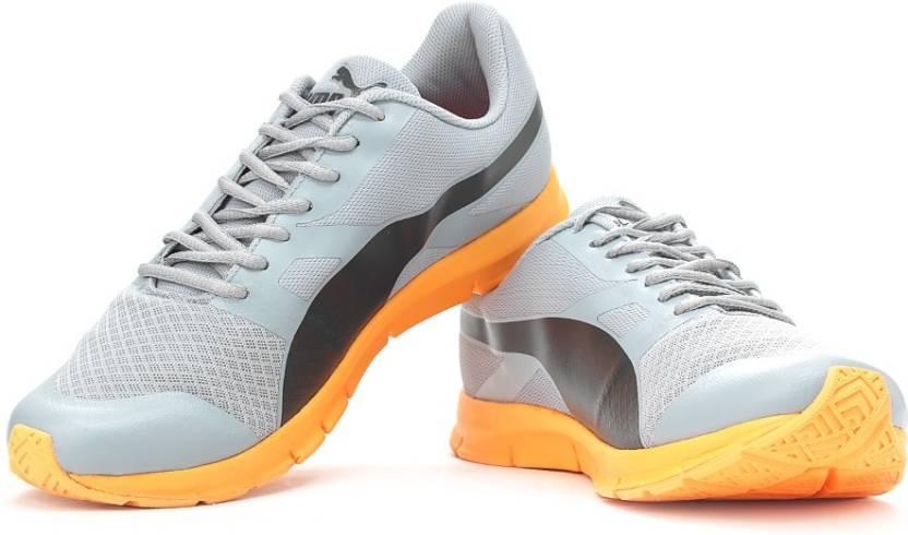 Puma Flexracer DP Running Shoes For Men - Buy quarry-asphalt Color ... 226c03a9f