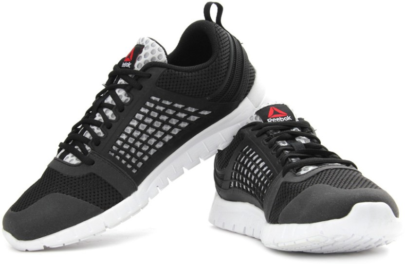 reebok zquick electrify running shoes for men