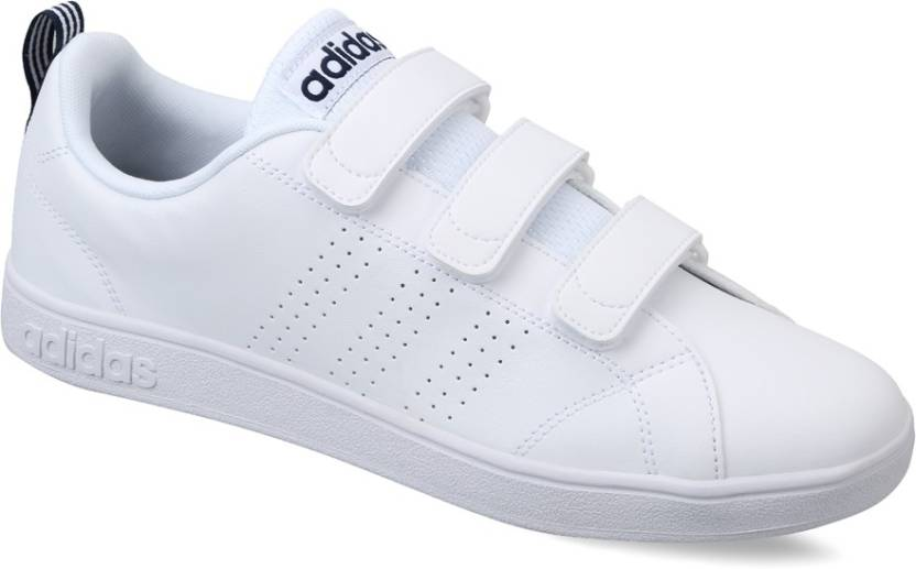 ADIDAS NEO VS ADVANTAGE CLEAN CMF Sneakers For Men - Buy FTWWHT ... 9a91fabd647a5