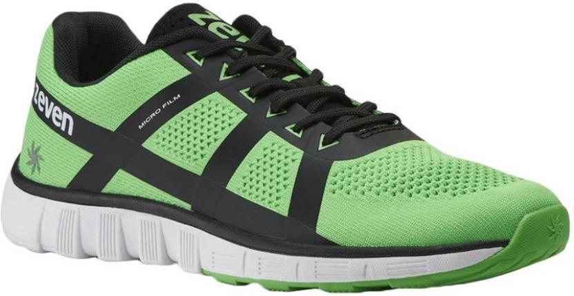 Zeven Grip Training   Gym Shoes For Men - Buy Green Color Zeven Grip ... da659ab06