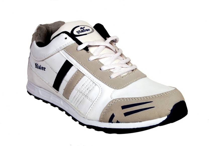c27e2dc94 Haier Sports Champion White   Blue Running Shoes For Men - Buy White ...