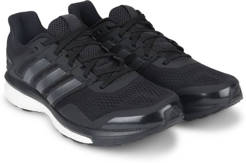 86c7edc811a ADIDAS SUPERNOVA GLIDE 8 M Running Shoes For Men - Buy CBLACK UTIBLK FTWWHT  Color ADIDAS SUPERNOVA GLIDE 8 M Running Shoes For Men Online at Best Price  ...