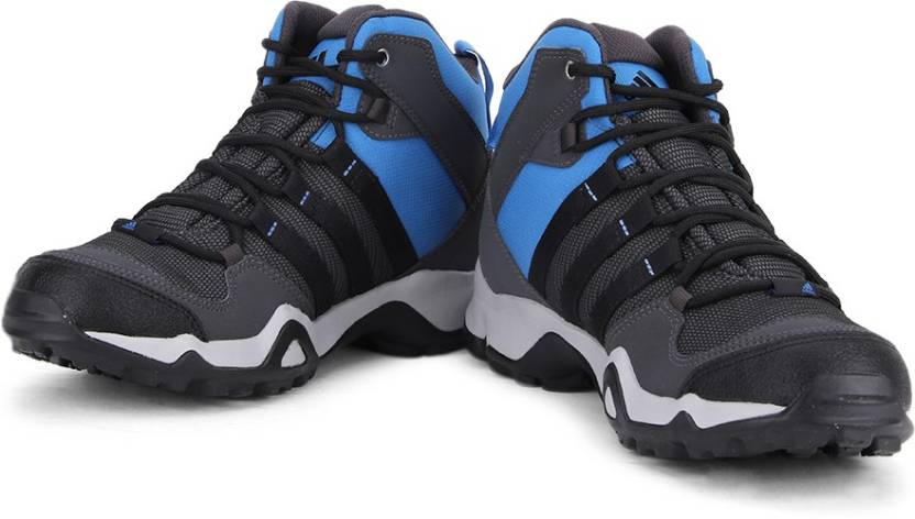 Adidas Ax2 Mid Men Outdoor Shoes For Men Buy Dgsogr Cblack Shoblu