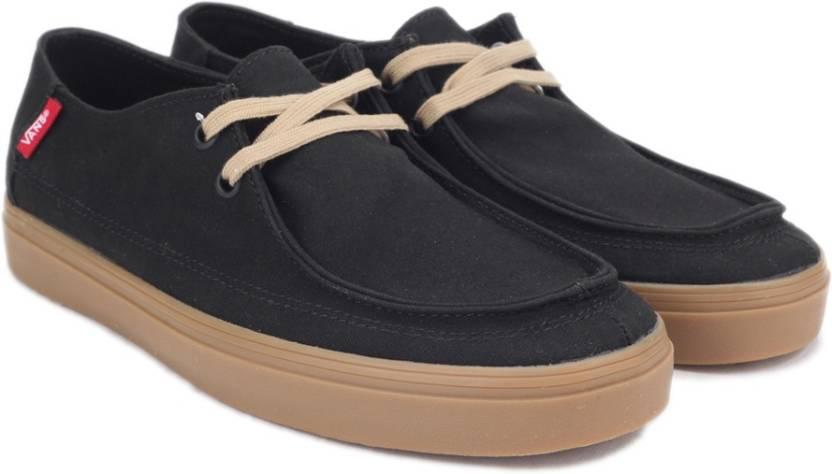 3e1a4374434c Vans Rata Vulc SF Sneakers For Men - Buy Black Color Vans Rata Vulc ...