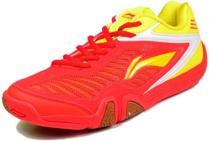 Li Ning Saga Ace Tennis Shoes For Men