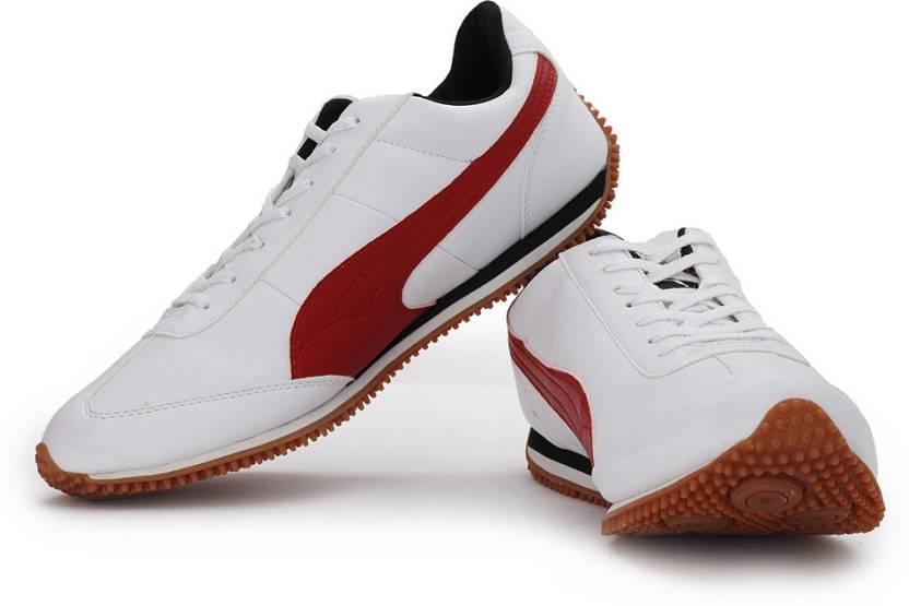 25110cc2c7bd Puma Speeder- Running Shoes For Men - Buy White