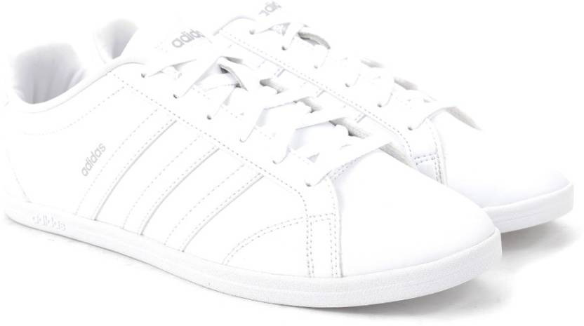 size 40 ff057 b0a0d ADIDAS NEO VS CONEO QT W Sneakers For Women (White)