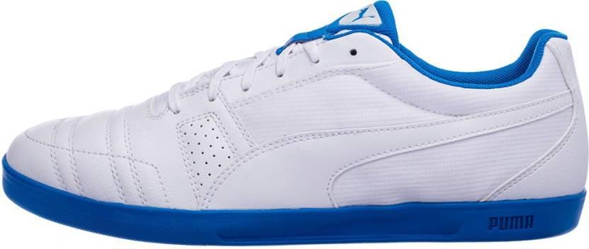 0c40b08092e Puma Paulista Novo Badminton Shoes For Men - Buy White