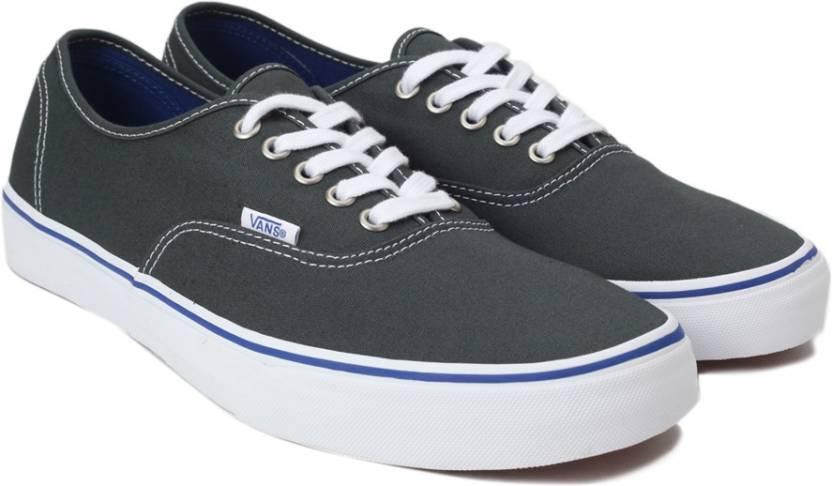 9b462c46ced248 Vans Authentic Sneakers For Men - Buy Green Color Vans Authentic ...