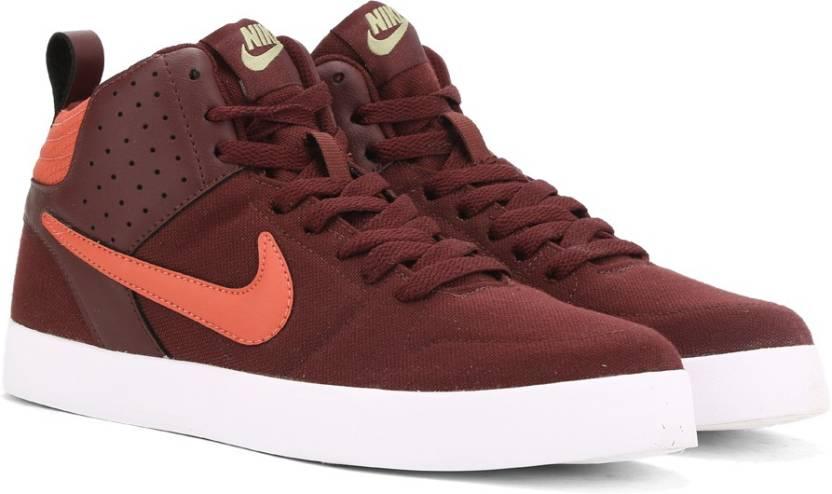 1d0338292c Nike LITEFORCE III MID Sneakers For Men - Buy NGHTMRN ACTNRD-WHITE ...