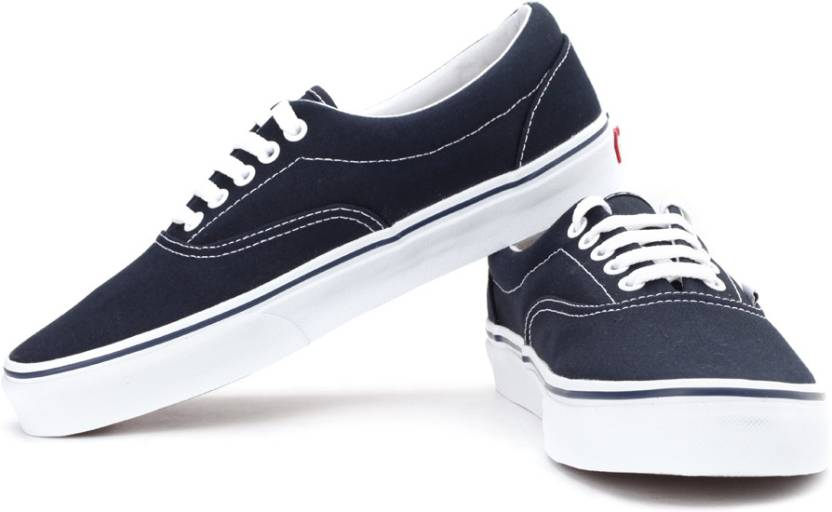 85da0d9bcb Vans Era Canvas Shoes For Men - Buy Navy Color Vans Era Canvas Shoes ...