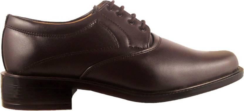 Action Fashion Line-PUMS3191H Lace Up Shoes For Men(Brown)
