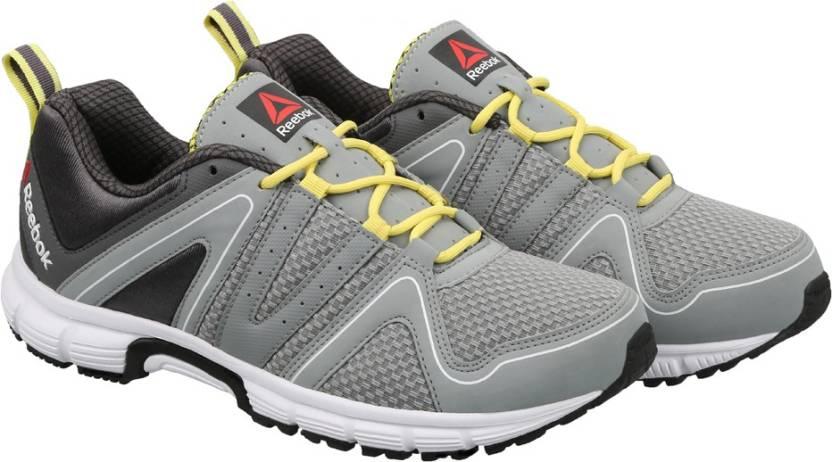 REEBOK PERFORMANCE RUN Running Shoes For Men - Buy GRY GRY SLR GRN ... 299c41275